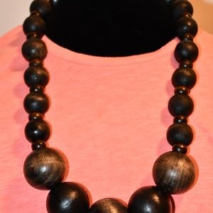 Other - Men Chunk Bead Necklace